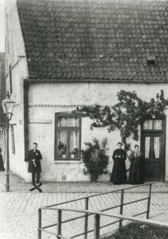 Ecke Westersielzug/Mittelburggraben