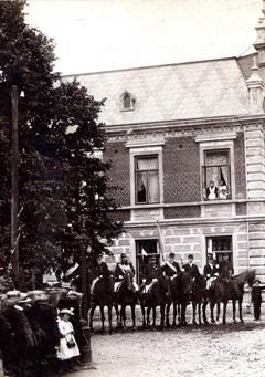 """""""Holsteinischen Haus"""""""