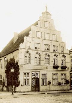 Paludanushaus in der Prinzenstraße 28