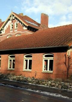 ehemalige Bahnhof