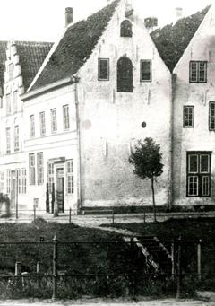 Eckhaus am Markt/Mittelburgwall